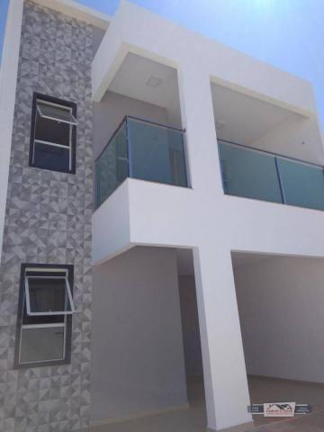 Apartamento Duplex com 4 dormitórios à venda, 160 m² por R$ 380.000 - Maternidade - Patos/ - Foto 3