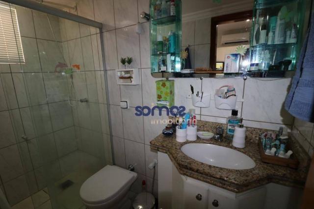 Apartamento com 3 dormitórios à venda, 95 m² por r$ 275.000,00 - jardim américa - goiânia/ - Foto 14