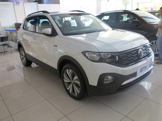 VOLKSWAGEN T CROSS COMFORTLINE TSI AT - Foto 3