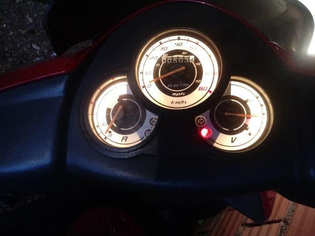 Moto ciquentinha elétrica - Foto 2