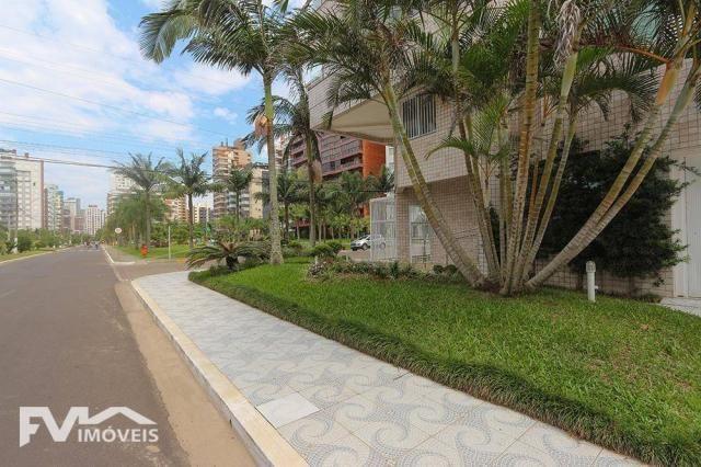 Apartamento com vista para o mar de Torres RS, nas quatros praças. - Foto 3