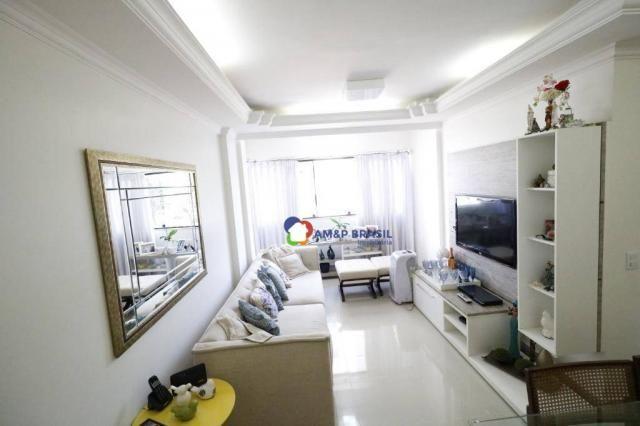 Apartamento com 3 dormitórios à venda, 80 m² por r$ 290.000,00 - setor nova suiça - goiâni - Foto 2