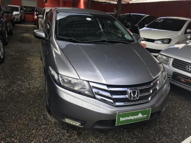Honda/city lx autom 1.5 flex/2013 vd/trc/fin