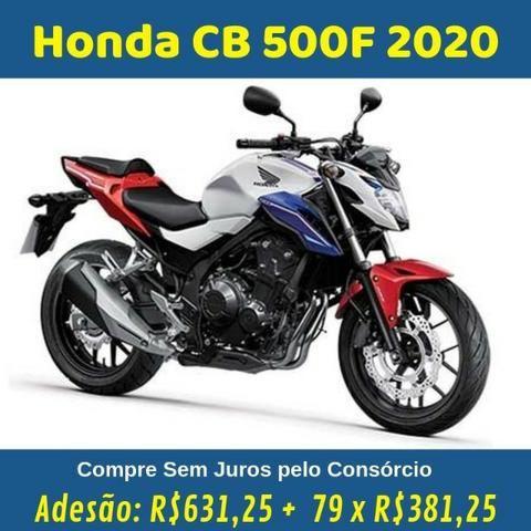 Honda CB 500F 2020