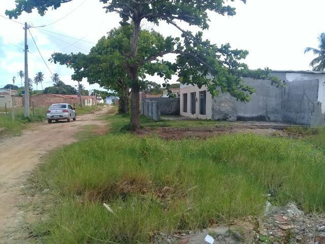 Vende-se um terreno em São jose 13x25 valor 17.500,pego moto como entrada - Foto 4