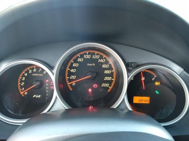 Honda Fit 2007 EX At 1.5 VTEC - Foto 6