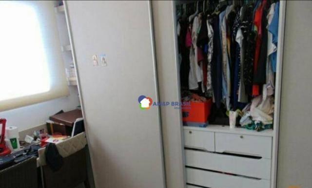 Apartamento com 2 dormitórios à venda, 69 m² por r$ 250.000,00 - parque amazônia - goiânia - Foto 16