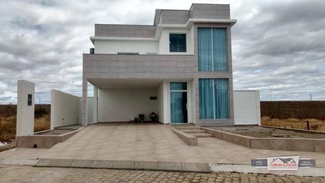 Casa com 4 dormitórios à venda, 250 m² por R$ 600.000 - Cond. Vila Real - Salgadinho - Pat