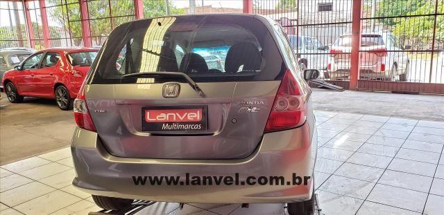 HONDA FIT 2007/2008 1.5 EX 16V GASOLINA 4P AUTOMÁTICO - Foto 4