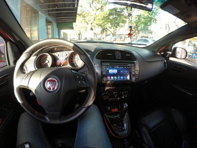 Fiat Bravo Sporting 1.8 completa revisada na css excelente carro - Foto 4