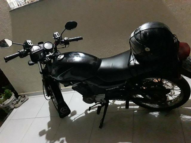 Vendo moto ybr ano 2007 2008