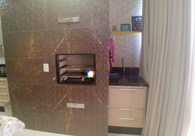 Apartamento com 3 dormitórios à venda, 179 m² por r$ 1.250.000,00 - setor marista - goiâni - Foto 8