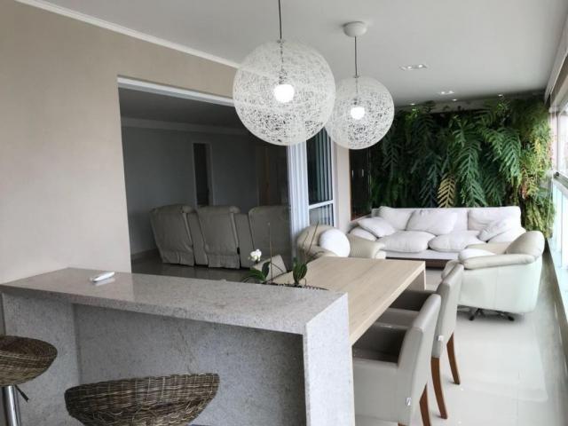 Apartamento com 3 dormitórios à venda, 149 m² por r$ 950.000 - setor bueno - goiânia/go - Foto 3