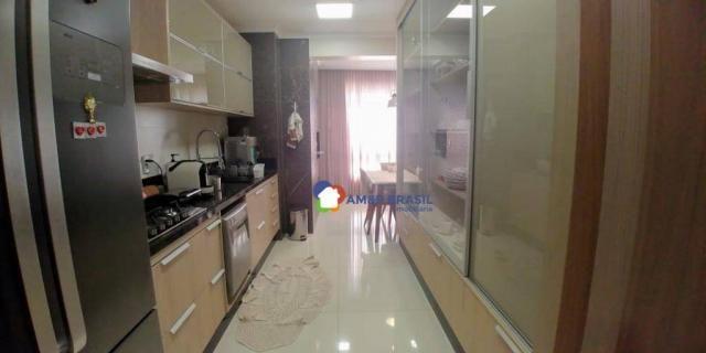 Apartamento com 3 dormitórios à venda, 179 m² por r$ 1.250.000,00 - setor marista - goiâni - Foto 6