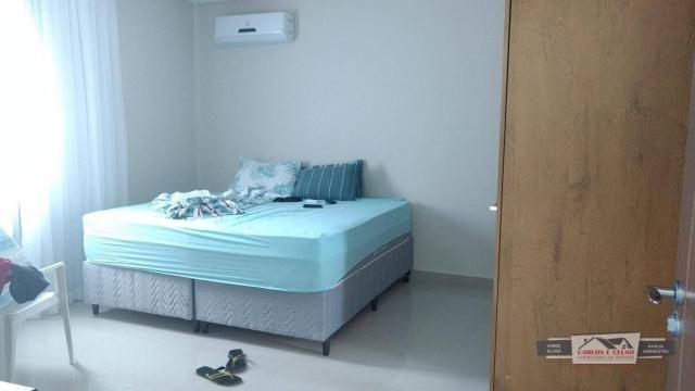 Casa com 4 dormitórios à venda, 250 m² por R$ 600.000 - Cond. Vila Real - Salgadinho - Pat - Foto 11