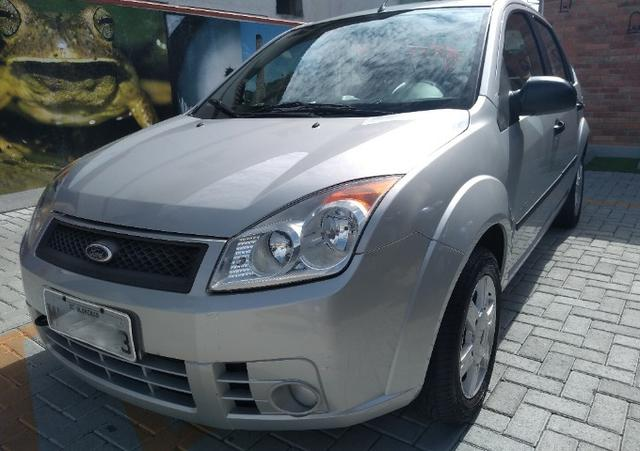 "Fiesta Sedan 1.0 Class Completo Impecável BX Km ""Impecável"" - Foto 7"
