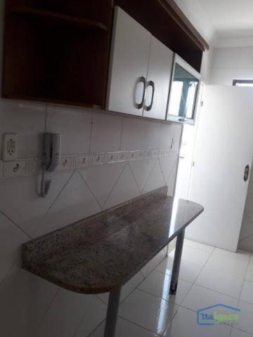 Cobertura com 4 dormitórios para alugar, 200 m²- pitangueiras - lauro de freitas/ba - Foto 17
