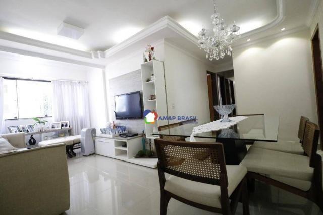 Apartamento com 3 dormitórios à venda, 80 m² por r$ 290.000,00 - setor nova suiça - goiâni - Foto 3