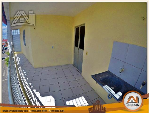 Vendo casas multifamiliar com 2 quartos no bairro antonio bezerra - Foto 11