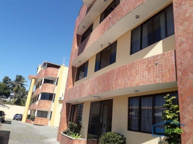 Cobertura com 4 dormitórios para alugar, 200 m²- pitangueiras - lauro de freitas/ba - Foto 2