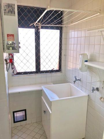 Apartamento 3 dormitórios mobiliada no Cabral - Foto 16