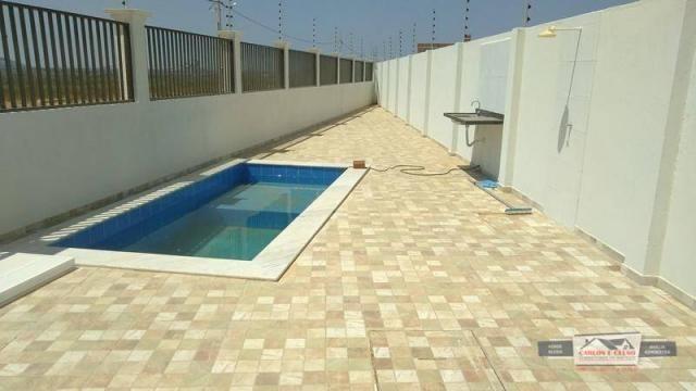 Apartamento Duplex com 4 dormitórios à venda, 122 m² por R$ 240.000 - Jardim Magnólia - Pa - Foto 8