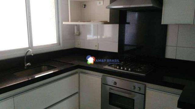 Apartamento com 3 dormitórios à venda, 111 m² por R$ 575.000,00 - Serrinha - Goiânia/GO - Foto 9