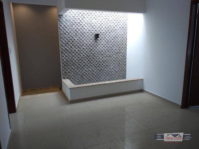 Apartamento Duplex com 4 dormitórios à venda, 160 m² por R$ 380.000 - Maternidade - Patos/ - Foto 15