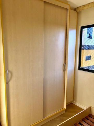 Apartamento 3 dormitórios mobiliada no Cabral - Foto 10