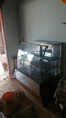Freezer vitrinhe de 3000 por apenas 1500 acompanha nota fiscal - Foto 4