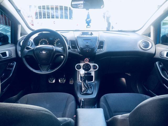 New Fiesta hatch se 1.5 completo - Foto 12
