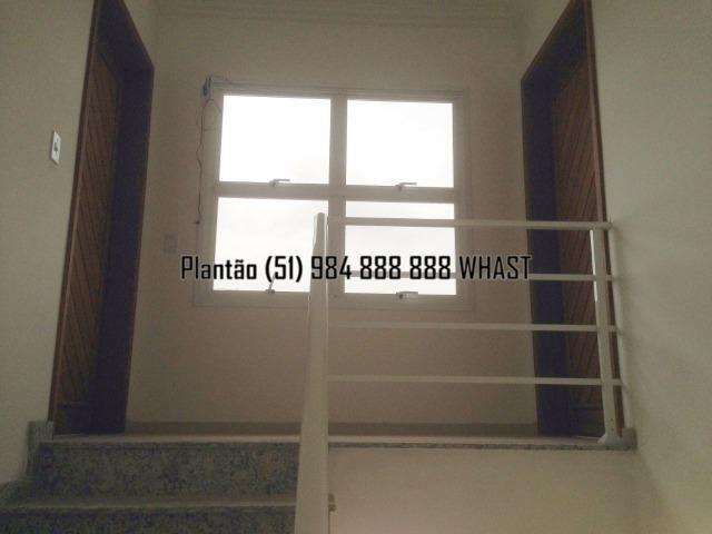 Promoção Ótimo Apartamentos Térreos 2 Dormitório Planaltina Gravataí! - Foto 13
