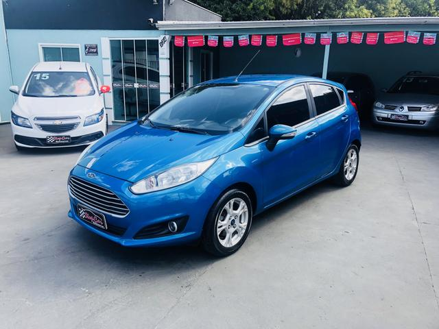 New Fiesta hatch se 1.5 completo