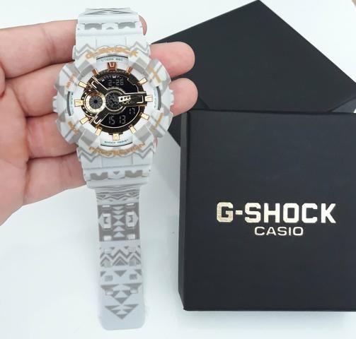 ca132e8cf0a Relógio G Shock Casio Novo - Bijouterias