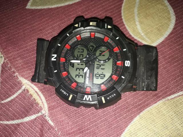 a218f85d808 Vendo relógio original da mormaii - Bijouterias
