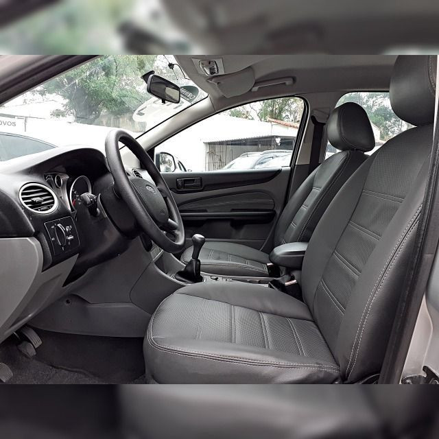 Ford Focus Hatch GLX 2009 Completo - Foto 8