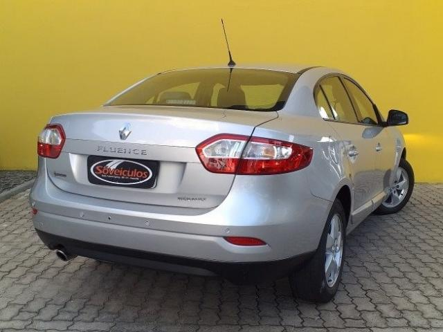 FLUENCE 2013/2014 2.0 DYNAMIQUE 16V FLEX 4P MANUAL - Foto 2