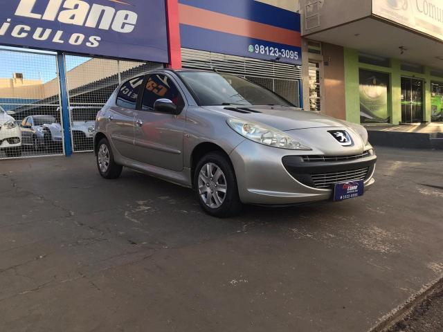 PEUGEOT 207 2010/2011 1.4 XR 8V FLEX 4P MANUAL - Foto 4