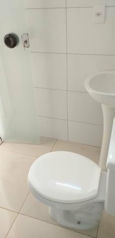 Aluga se apartamento de 1 quarto climatizada com ou sem mobilia. wats - Foto 5