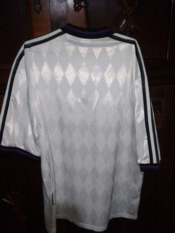 Camisa Oficial Bayern Munchen 1995/1996 - Foto 6