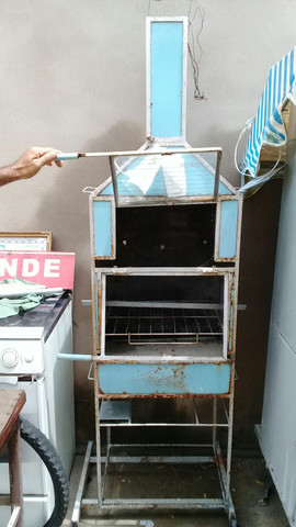 Vendo churrasqueiras ferro - Foto 3