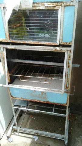 Vendo churrasqueiras ferro