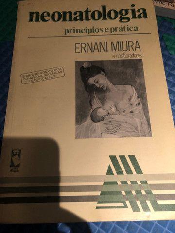 Livro neonatologia princípios e práticas Ernâni miura