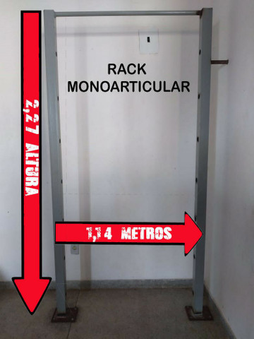 Vendo Rack Monoarticular