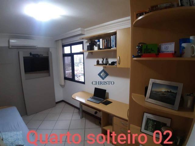 Apto com 3 Qtos à venda, 145 m² por R$ 690.000 - Praia de Itapuã. - Foto 7