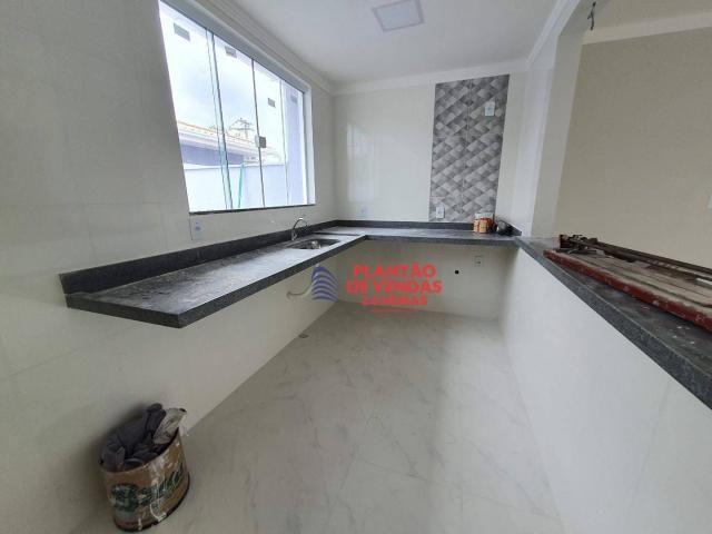 Ótimas casas lineares 3 quartos (opção de piscina e deck) - Enseada das Gaivotas - Rio das - Foto 6