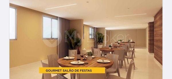 Apartamento com 3 quartos no Cerrado Family Home - Bairro Aeroviário em Goiânia