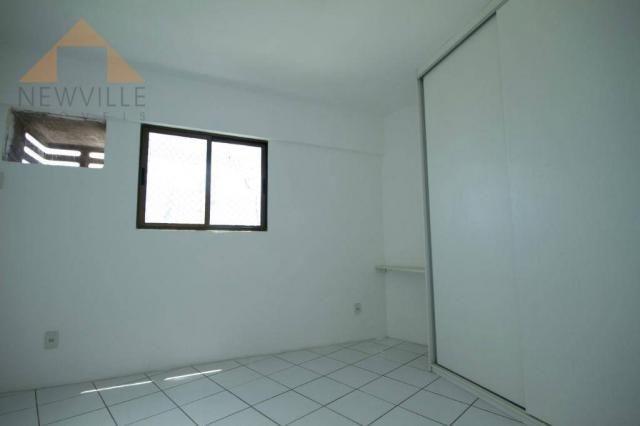 Apartamento com 3 quartos para alugar, 94 m² por R$ 3.785/mês - Boa Viagem - Recife/PE - Foto 13