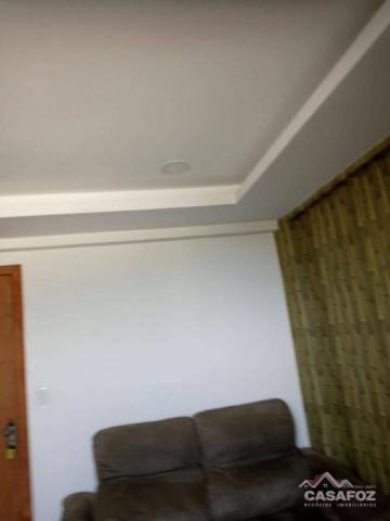AP0047- APARTAMENTO SEMI-MOBILIADO PARA A LOCAÇÃO NO JARDIM ÁMERICA DE FOZ DO IGUAÇU - PR - Foto 4