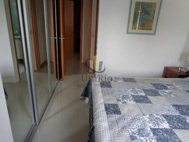 Cod: FRCO30031 - Cobertura 164 m², 3 quartos, 1 suíte, Freedom - Freguesia - RJ - Foto 12